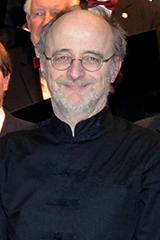 Barnard Meylan, directeur de la Chorale de L'Orient